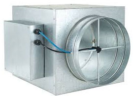 Variable Air Volume (VAV) Box