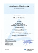 KTA-Certificate