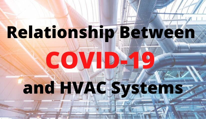 COVID-19 and HVAC Systems – What is the Relation Between them?