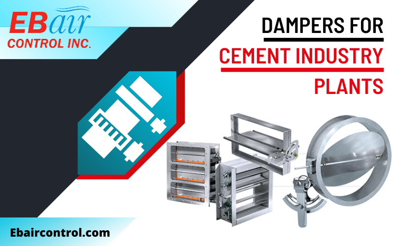 dampers for cement plants