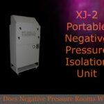 negative rressure rooms